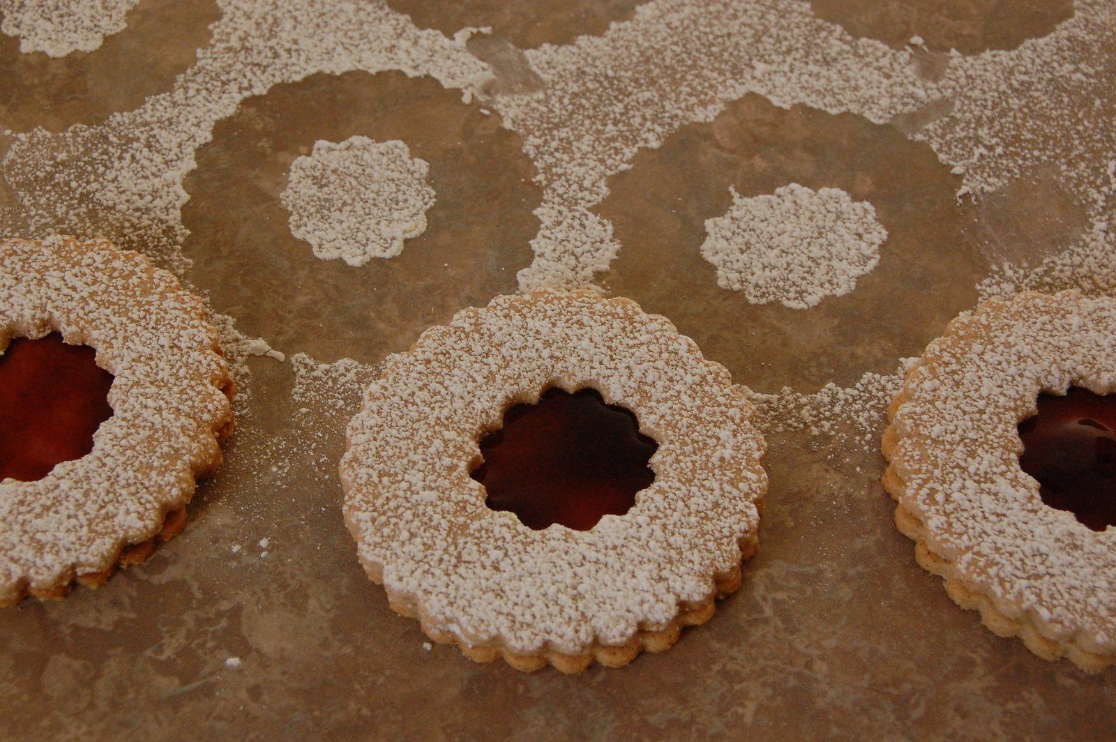 TWD: Linzer Sables